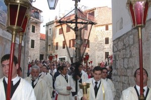 Religious celebrations croatia
